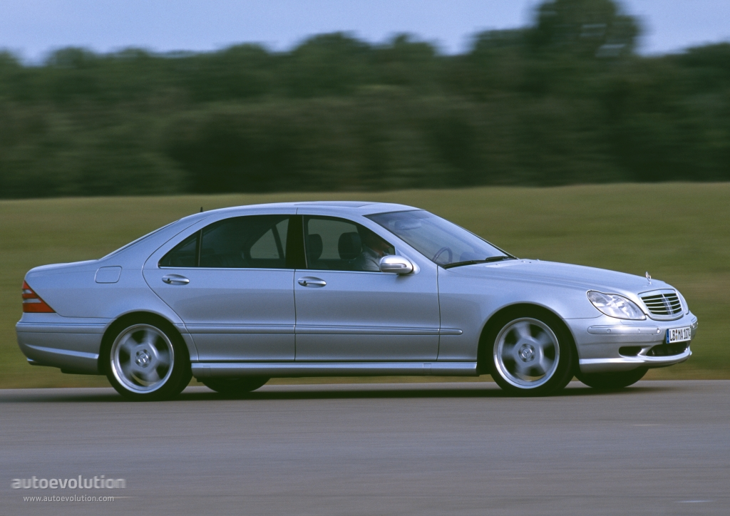 Mercedes Benz S 63 Amg W220 2001 Autoevolution