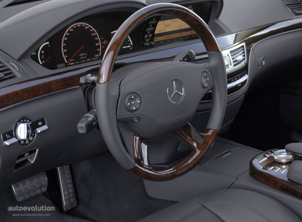 Mercedes  2007 Mercedes S65 Amg Specs  19s20s Car and Autos