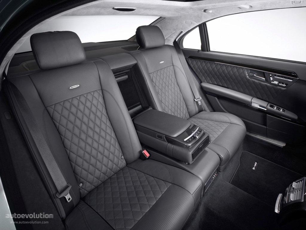 Mercedes benz s 65 amg w221 2009 2010 2011 2012 for Auto interieur accessoires