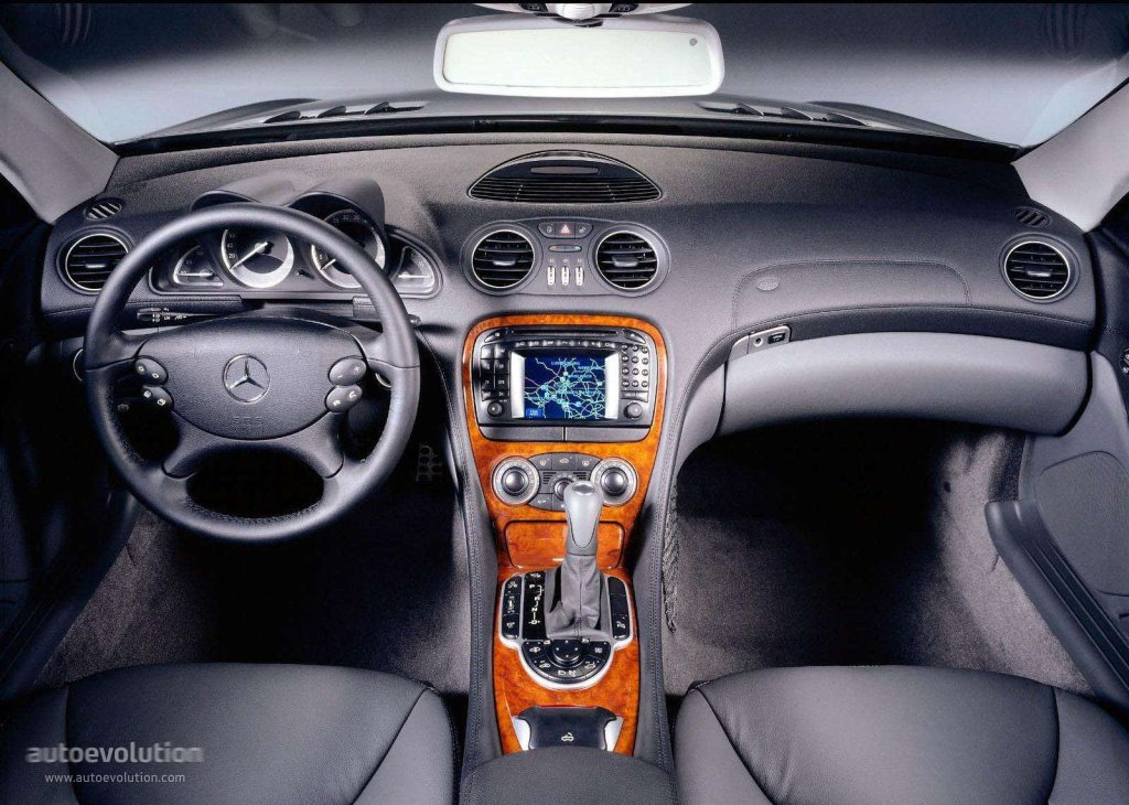 Mercedes Benz Sl Klasse R230 Specs Amp Photos 2001 2002