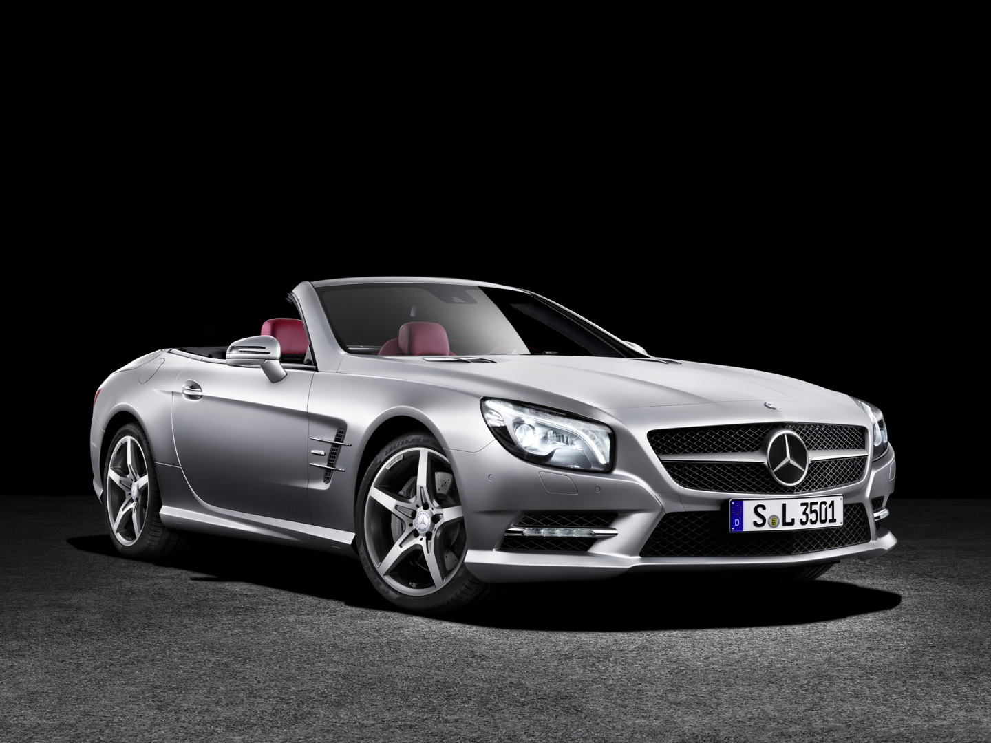 mercedes benz sl klasse r231 2012 2016. Black Bedroom Furniture Sets. Home Design Ideas