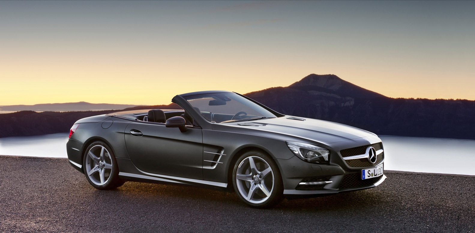 mercedes benz sl klasse r231 specs 2012 2013 2014 2015 2016 autoevolution. Black Bedroom Furniture Sets. Home Design Ideas