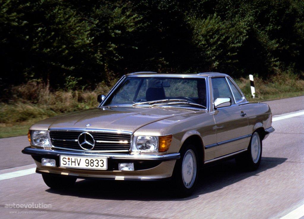 1986 Mercedes-Benz 300 SL 107 AMG