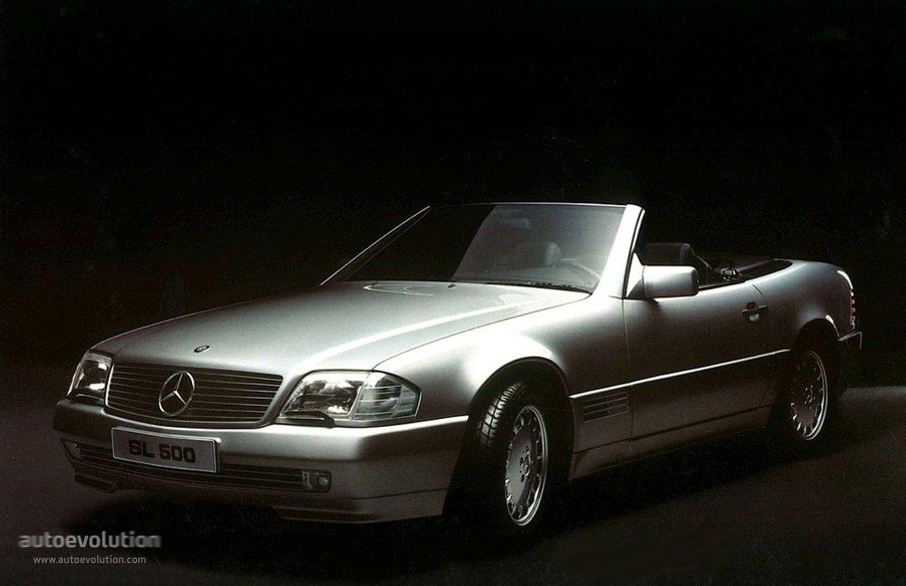 Mercedesbenzsl R