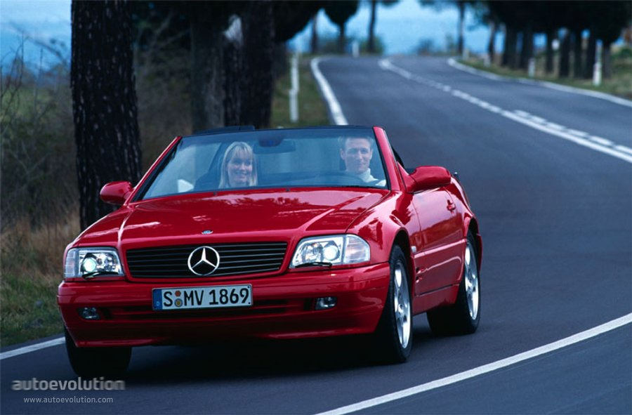 Mercedes Benz Sl R129 Specs Amp Photos 1998 1999 2000 2001 Autoevolution
