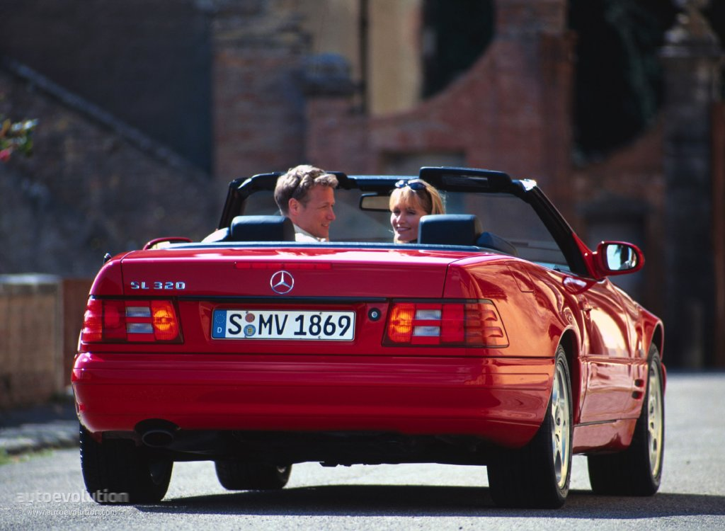 Mercedes Benz 600 >> MERCEDES BENZ SL (R129) - 1998, 1999, 2000, 2001 - autoevolution