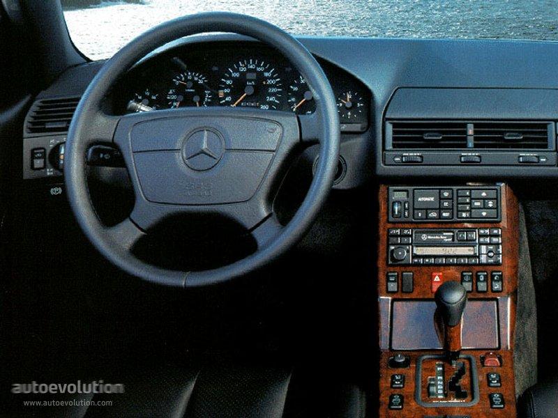 Mercedes Benz Sl Sel R129 Specs Amp Photos 1989 1990