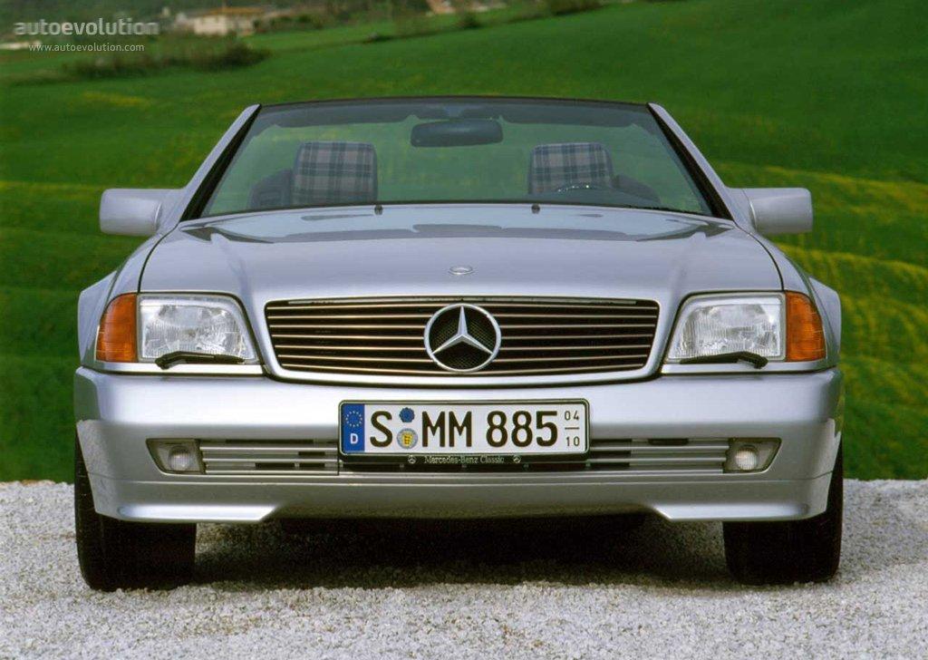 мерседес 1989