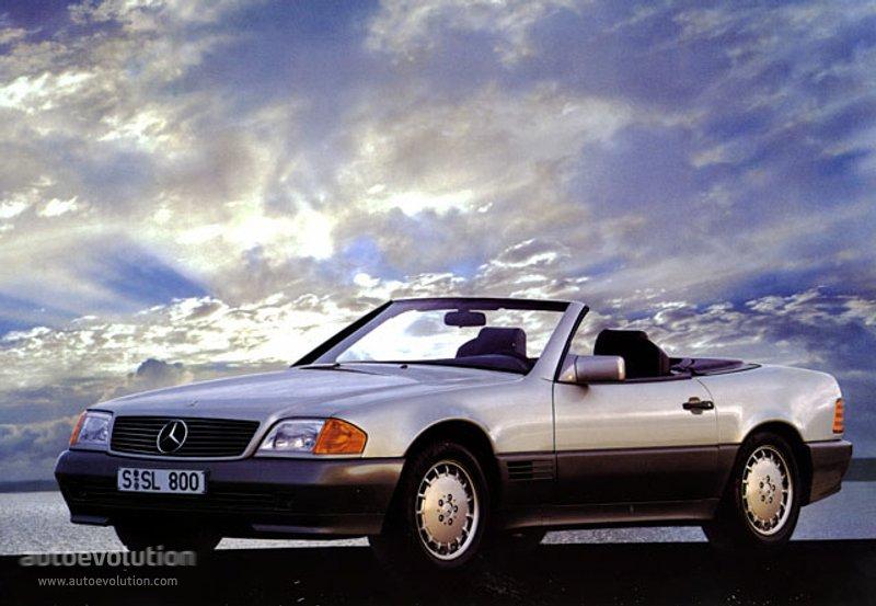 Mercedes Sl Specs