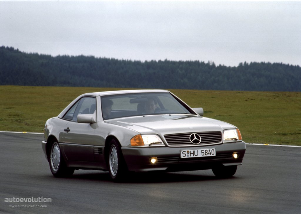 Mercedes Benz Sl Sel R129 Specs Amp Photos 1989 1990