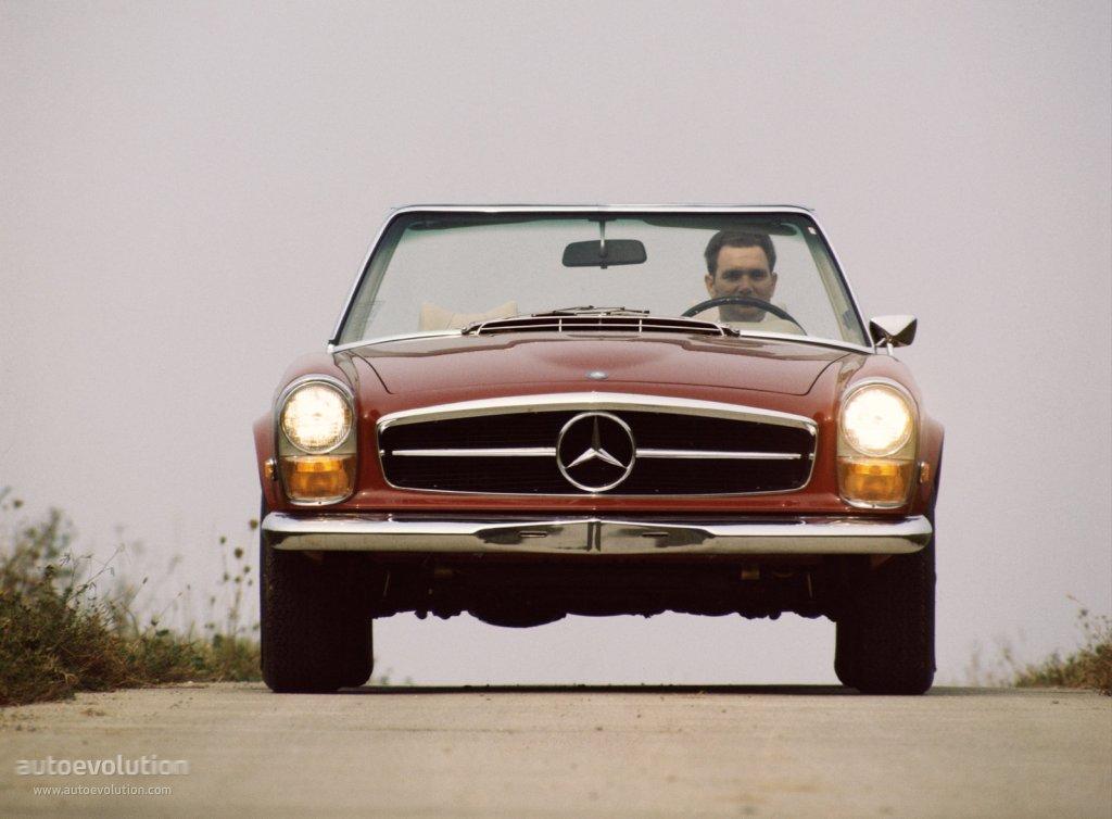 Mercedes Benz Sl Quot Pagoda Quot W113 Specs 1963 1964 1965