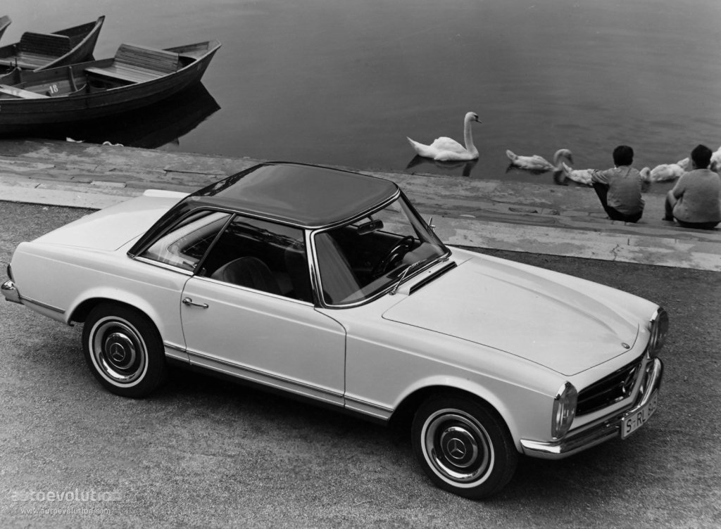 mercedes benz sl pagoda w113 specs   1963 1964 1965 1966 1967