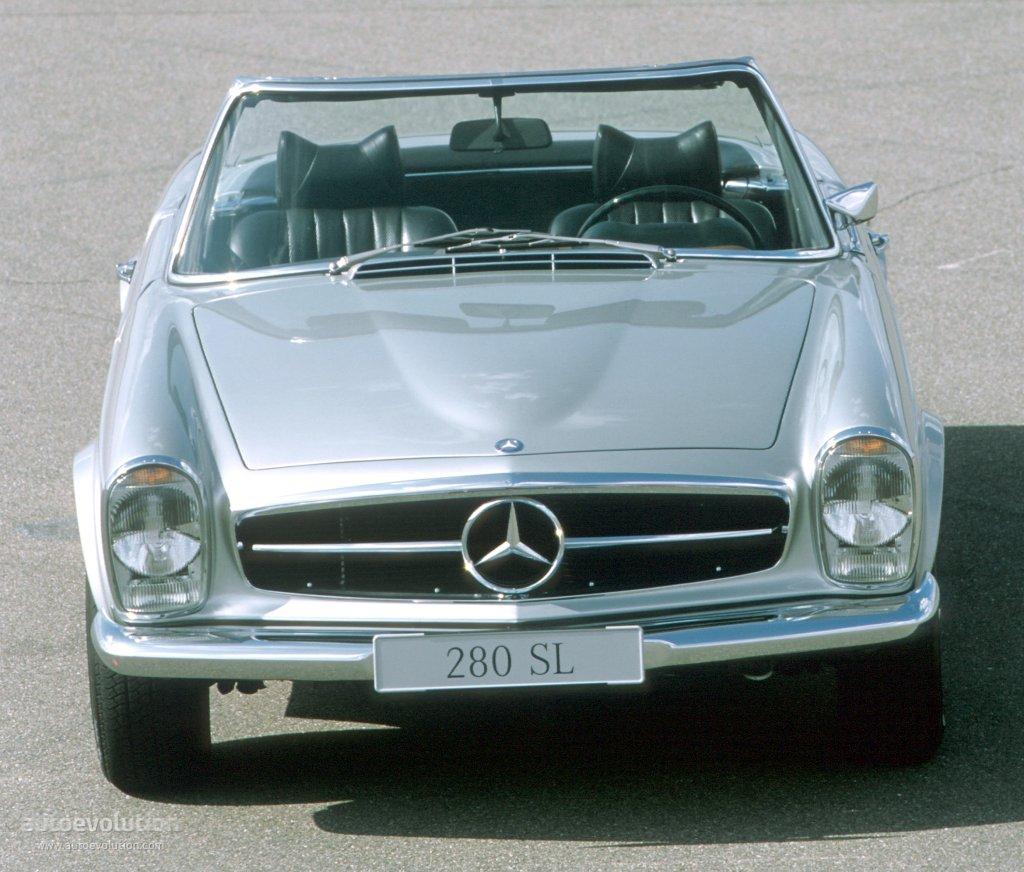 Mercedes Benz Sl Quot Pagoda Quot W113 Specs Amp Photos 1963