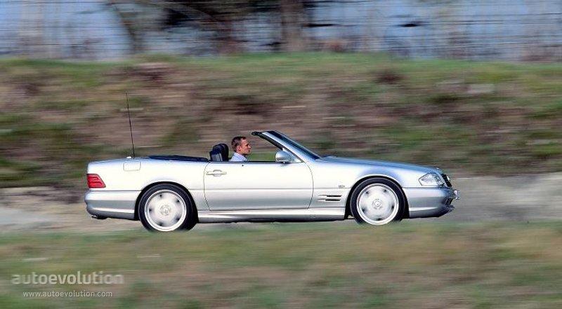 Mercedes benz sl 55 amg r129 specs 1999 2000 2001 for Mercedes benz sl55 amg specs