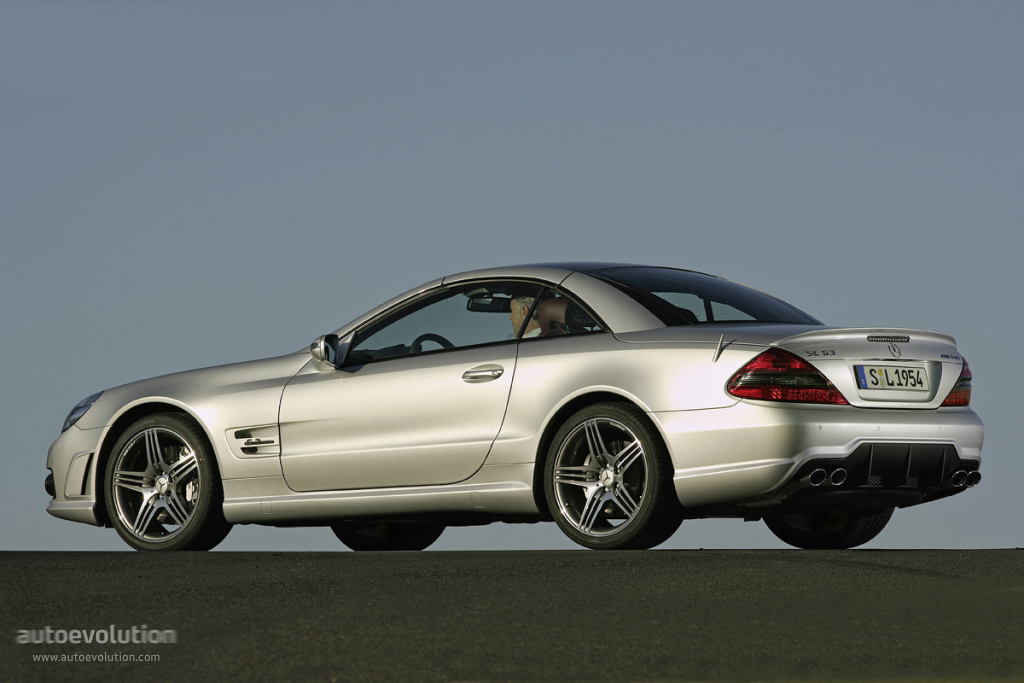 mercedes benz sl 63 amg r230 specs 2008 2009 2010. Black Bedroom Furniture Sets. Home Design Ideas