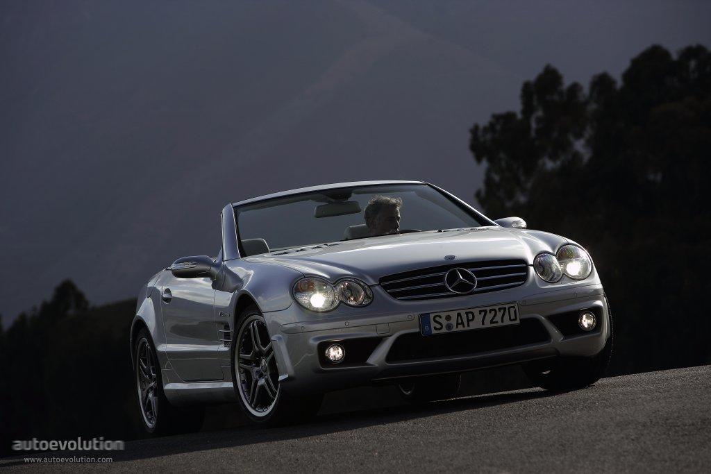 Mercedes benz sl 65 amg r230 2006 2007 2008 for 2008 mercedes benz sl65 amg