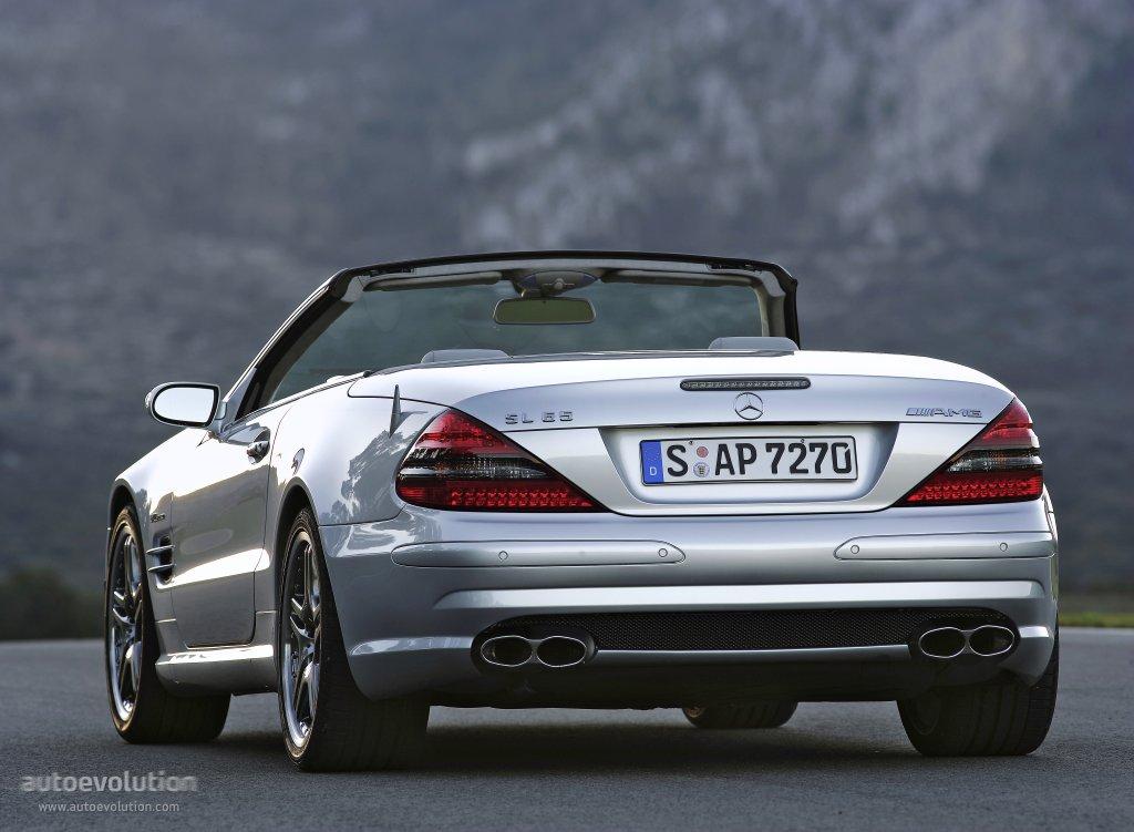 Mercedes Benz 600 >> MERCEDES BENZ SL 65 AMG (R230) specs & photos - 2006, 2007 ...
