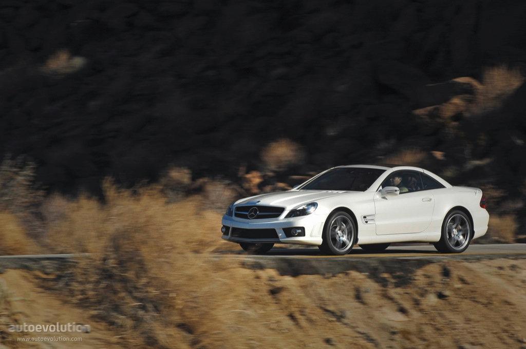 Mercedes benz sl 65 amg r230 specs 2008 2009 2010 for Mercedes benz sl65
