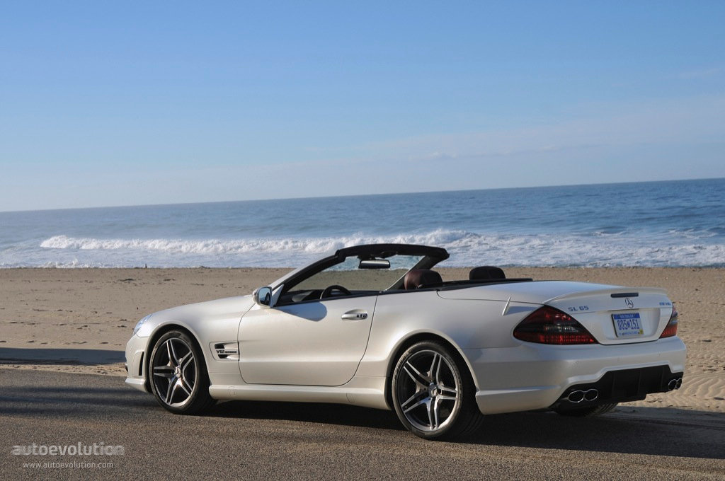 Image gallery 2010 sl65 amg for 2010 mercedes benz sl550