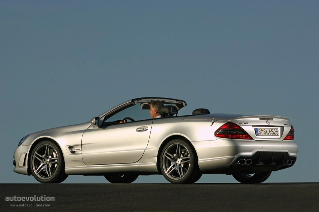 Mercedes benz sl 65 amg r230 specs 2008 2009 2010 for 2008 mercedes benz sl65 amg