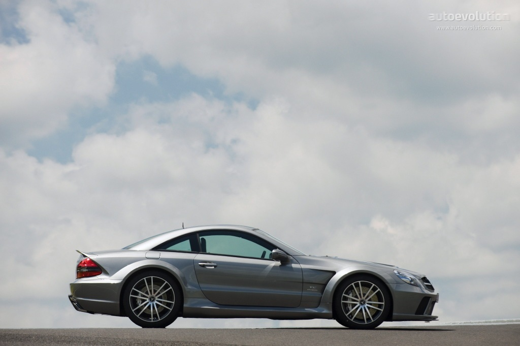 Mercedes benz sl 65 amg black series specs 2008 2009 for Mercedes benz s series