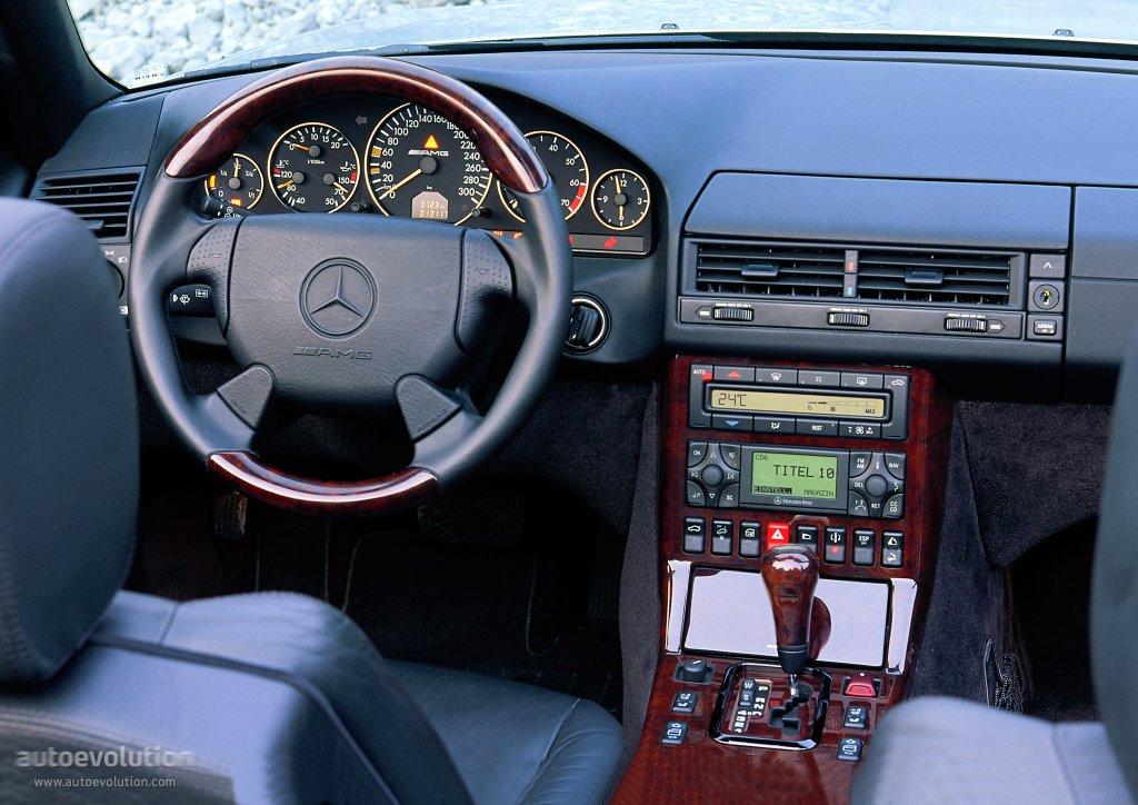 Mercedes Benz Sl 73 Amg R129 1999 2000 2001