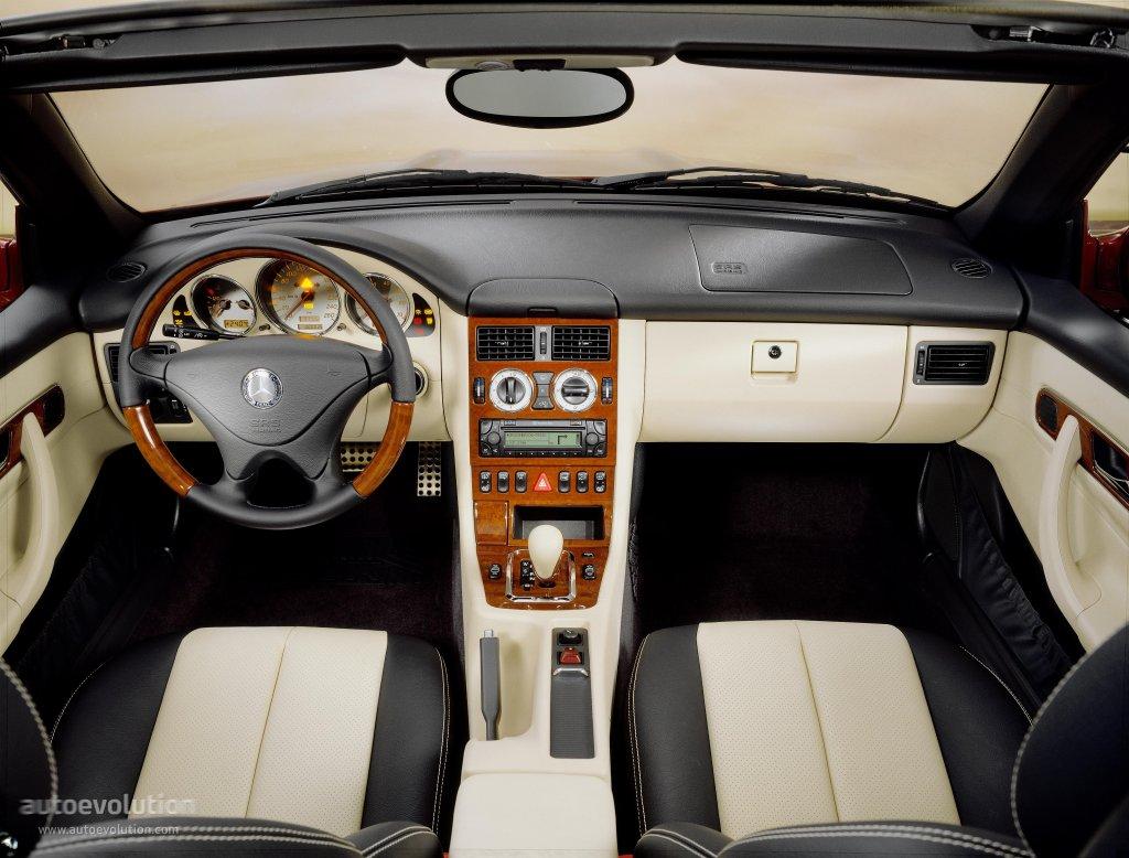 Mercedes benz slk r170 2000 2001 2002 2003 2004 autoevolution