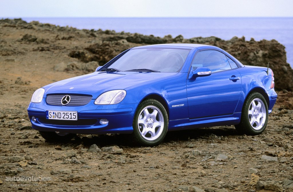 mercedes benz slk r170 specs photos 2000 2001 2002 2003 2004 autoevolution. Black Bedroom Furniture Sets. Home Design Ideas