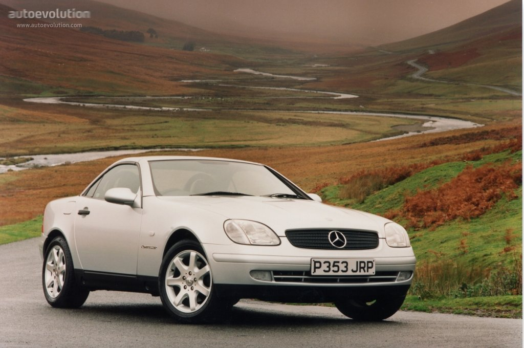 mercedes benz slk r170 specs 1996 1997 1998 1999 2000 autoevolution. Black Bedroom Furniture Sets. Home Design Ideas