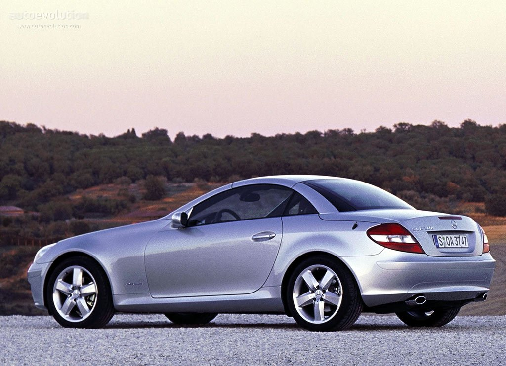 mercedes benz slk r171 specs 2004 2005 2006 2007 2008 autoevolution. Black Bedroom Furniture Sets. Home Design Ideas