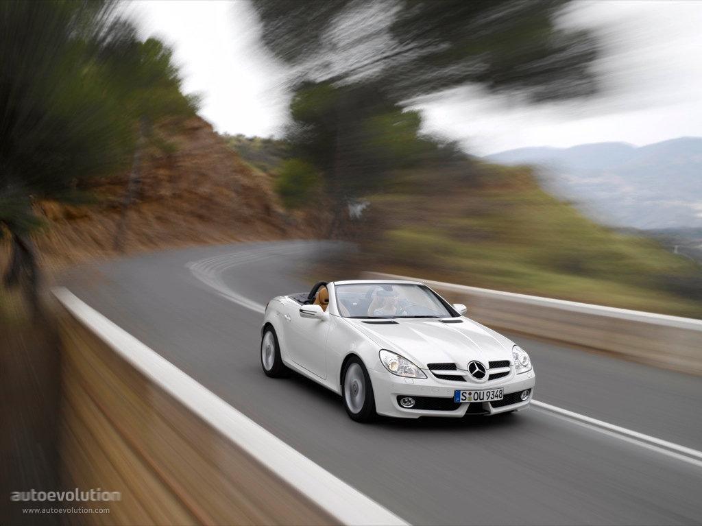 Mercedes Benz Slk R171 Specs 2008 2009 2010 2011