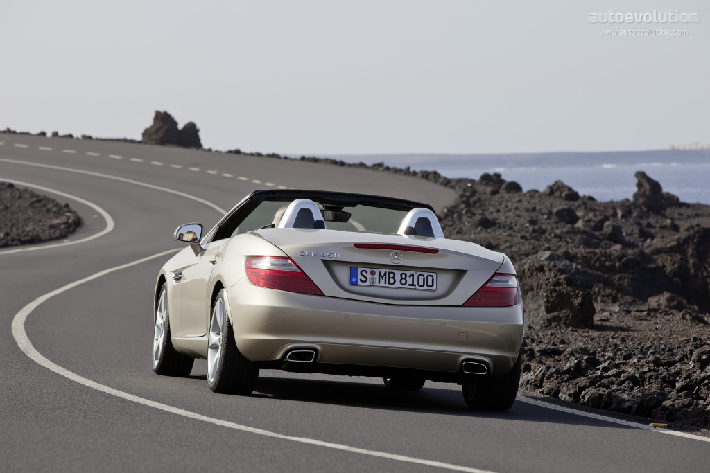 MERCEDES BENZ SLK (R172) specs & photos - 2011, 2012, 2013, 2014, 2015,  2016 - autoevolution