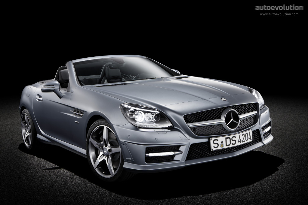 Mercedes Benz Slk R172 Specs Amp Photos 2011 2012 2013