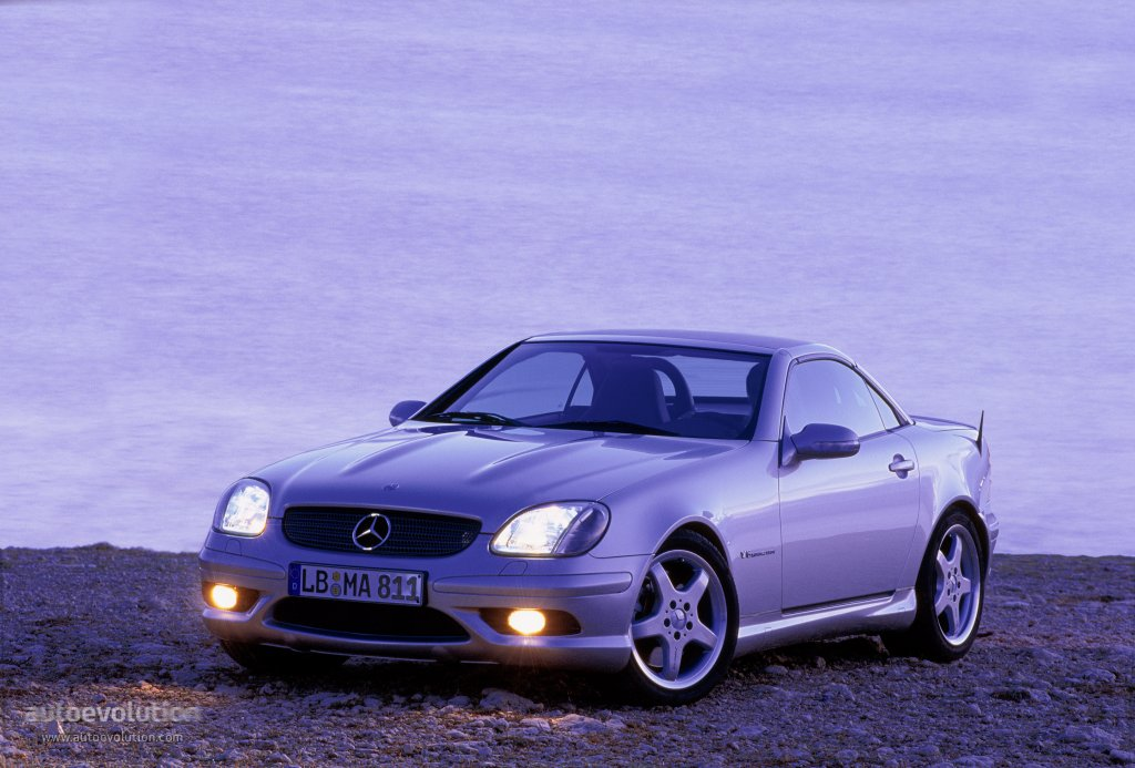 mercedes benz slk 32 amg r170 specs photos 2000 2001 2002 2003 2004 autoevolution. Black Bedroom Furniture Sets. Home Design Ideas