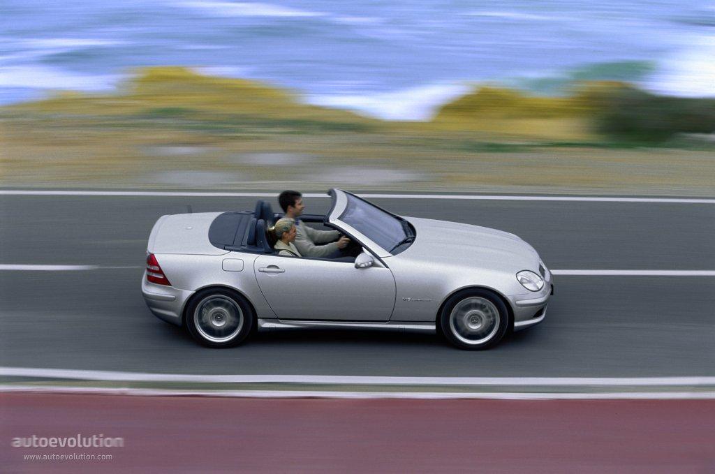 mercedes benz slk 32 amg r170 2000 2001 2002 2003 2004 autoevolution. Black Bedroom Furniture Sets. Home Design Ideas