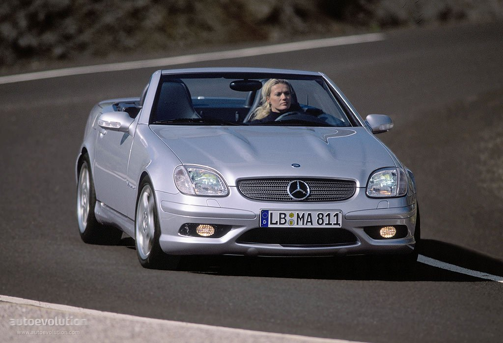 mercedes benz slk 32 amg r170 specs 2000 2001 2002. Black Bedroom Furniture Sets. Home Design Ideas