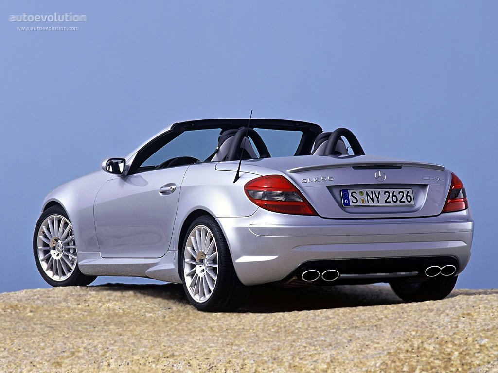 Mercedes Benz Slk Amg Reviews