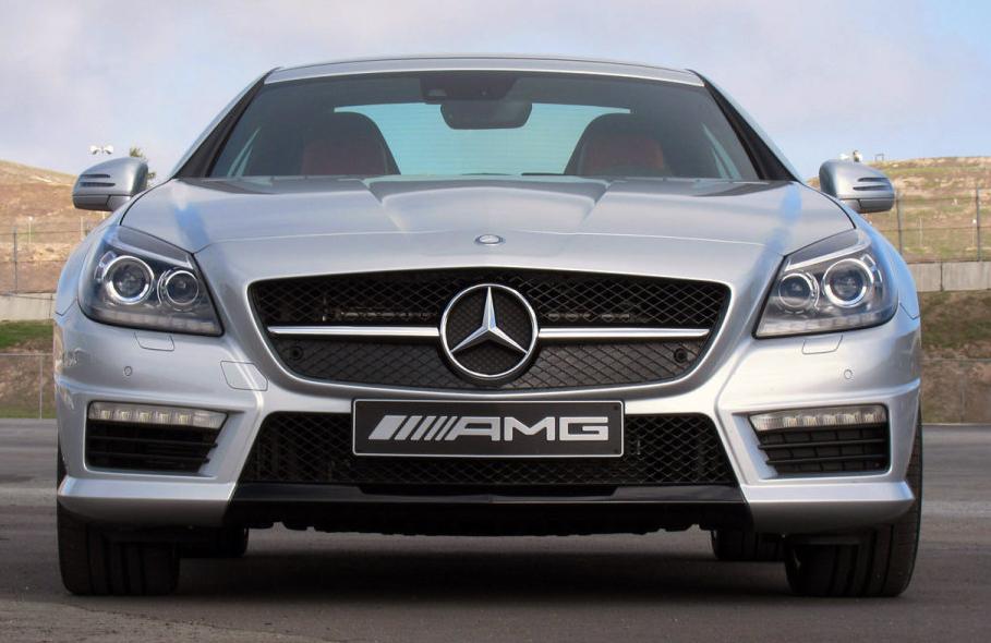Mercedes benz slk 55 amg r172 2012 2013 2014 2015 for 2012 mercedes benz slk