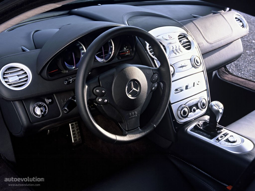 Mercedes Benz Slr Mclaren C199 Specs Photos 2003 2004 2005