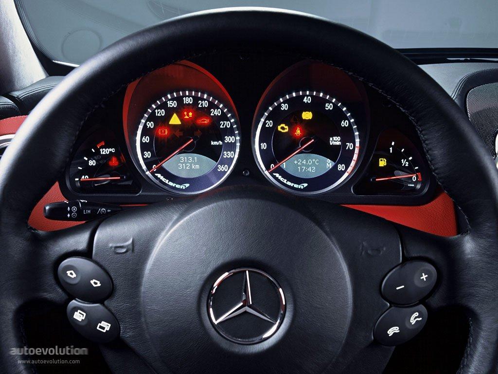 Mercedes Benz Slr Mclaren C199 Specs Amp Photos 2003