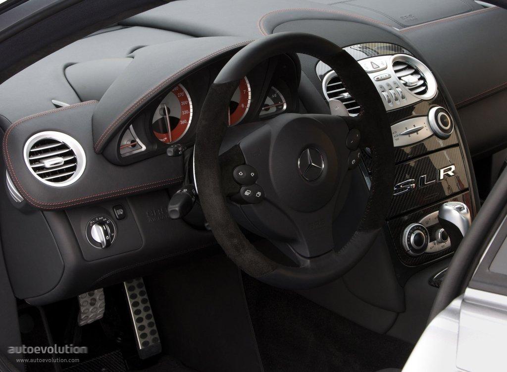 Mercedesbenzslrmclaren Edition on Datsun V8 Engine