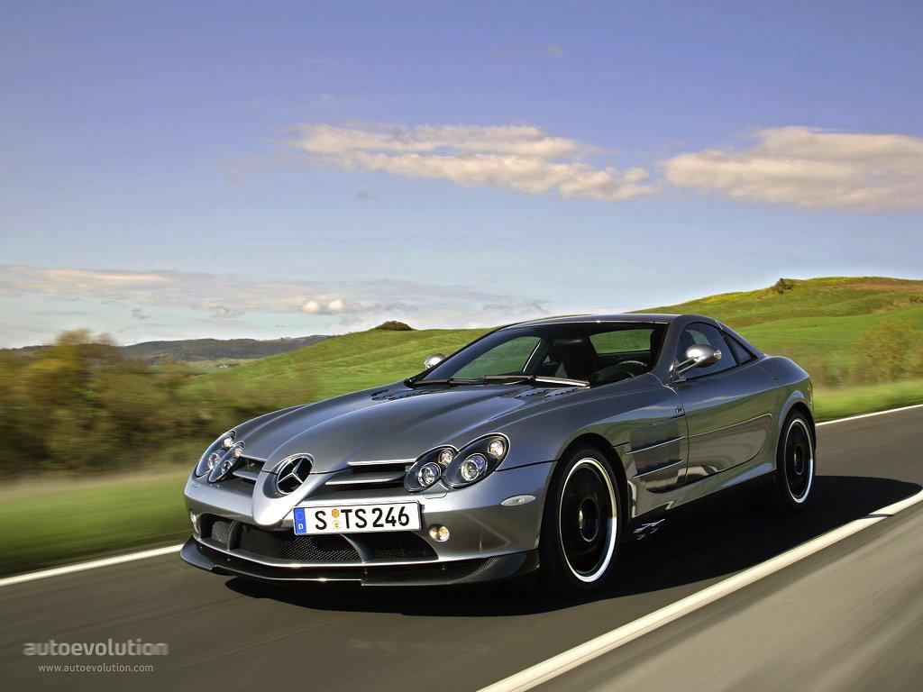 Mercedes Benz Slr Mclaren 722 Edition C199 Specs Photos