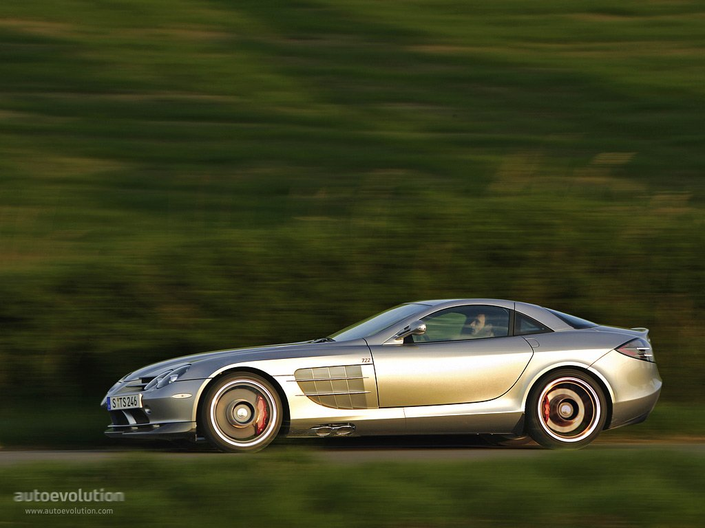 Mercedes benz slr mclaren 722 edition c199 specs 2006 for Mercedes benz slr mclaren