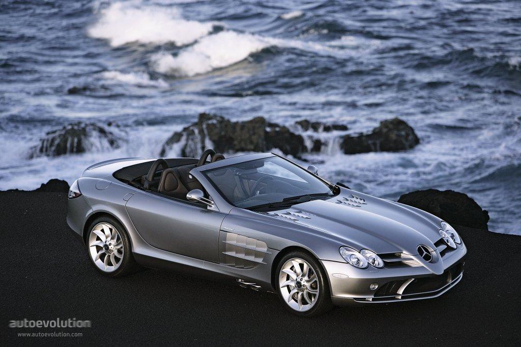 Mercedes benz slr mclaren roadster c199 specs 2007 for 2009 mercedes benz slr mclaren