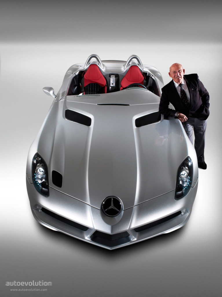 Cars With Scissor Doors >> MERCEDES BENZ SLR Stirling Moss specs - 2009 - autoevolution