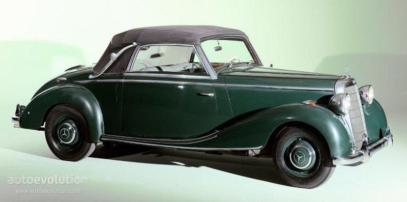 1949 mercedes benz