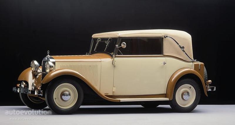 Mercedes Benz W15