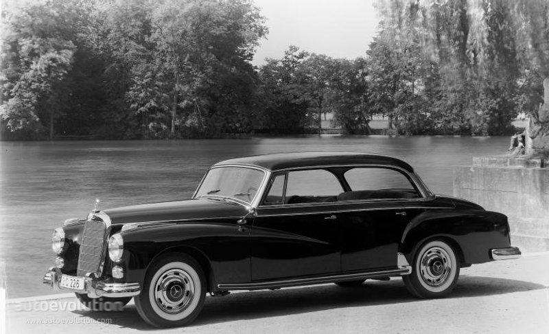 Mercedes Benz Typ 300 Quot Adenauer Quot W189 Specs 1957 1958