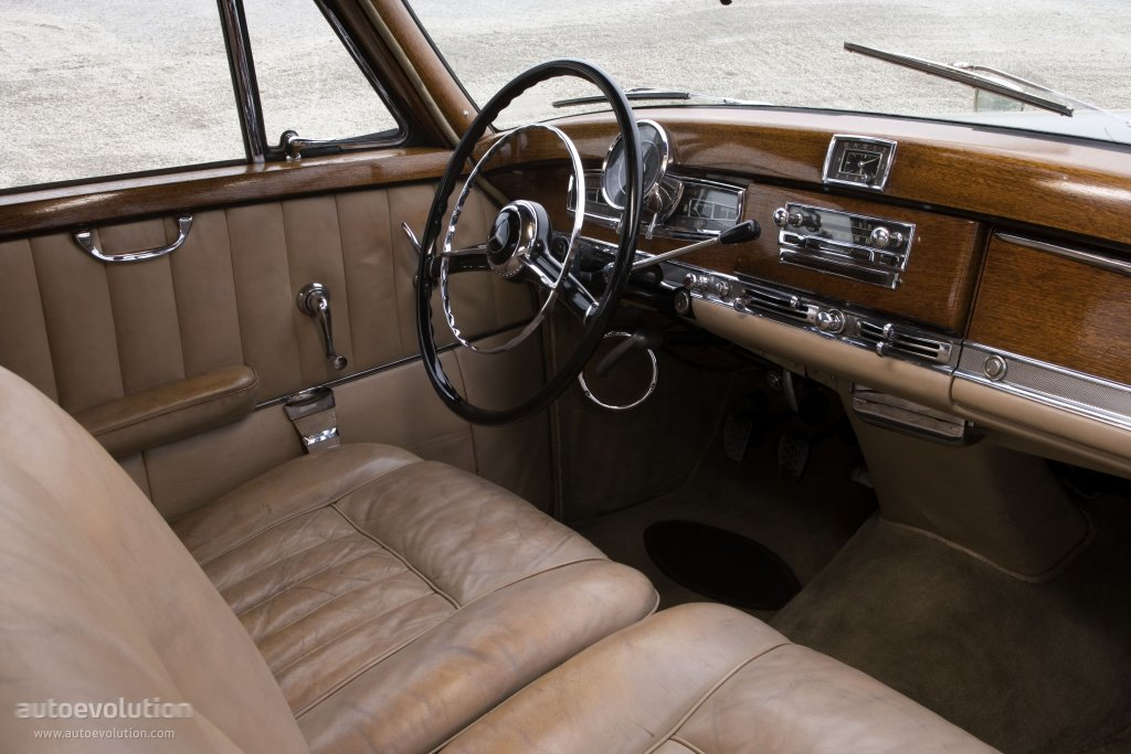 MERCEDES BENZ Typ 300 Coupe (W188) specs - 1952, 1953, 1954, 1955 ...