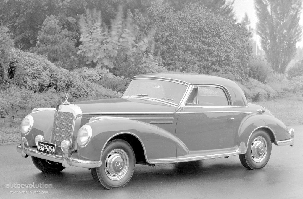 mercedes benz typ 300 coupe w188 specs photos 1952. Black Bedroom Furniture Sets. Home Design Ideas